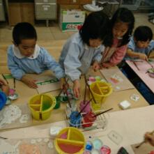 高松幼稚園での教室の様子3